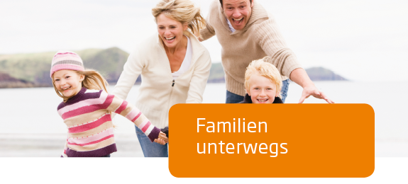 Familien unterwegs