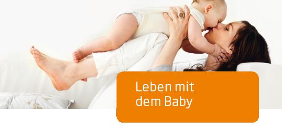 Leben mit dem Baby