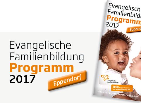 Evangelischen Familienbildung - Programm und Kurse 2016